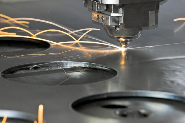 מעולה חיתוך לייזר | מכונה לחיתוך לייזר | חיתוך בלייזר לתעשייה - TekTeam QF-03
