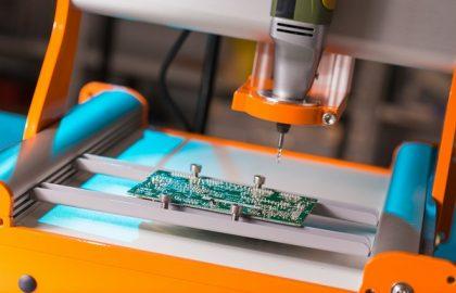 כרסומת CNC של חב' טקתים- הדיוק הכי מושלם בעולם!